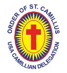 Order of St. Camillus USA Delegation